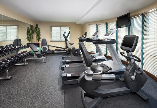 Four Points By Sheraton San Francisco Airport: Fitness Center