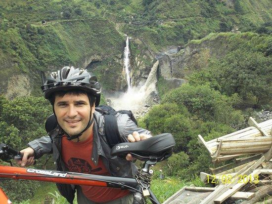 Ruta de las cascadas: 1er Cascada - Baños de Agua Santa