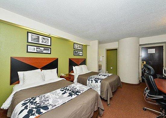 Sleep Inn North Knoxville: Room