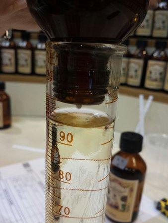 Parfumerie Galimard : Ml su ml