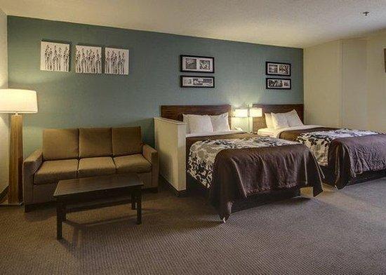 Sleep Inn: FLLADouble Suite