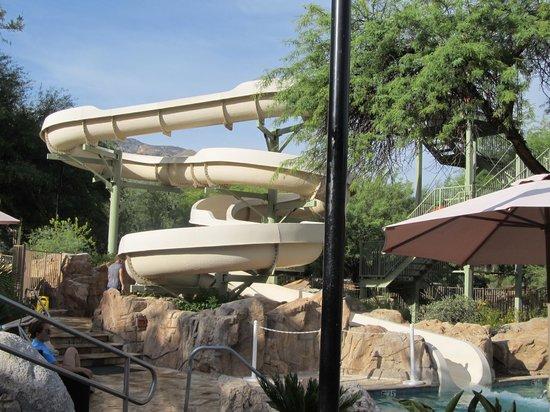 Westin La Paloma Resort and Spa: Waterslide