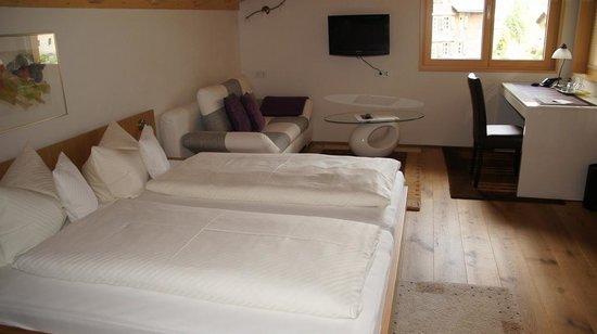 Wohlfüehlhaus Evelin: Das gemütliche und große Zimmer