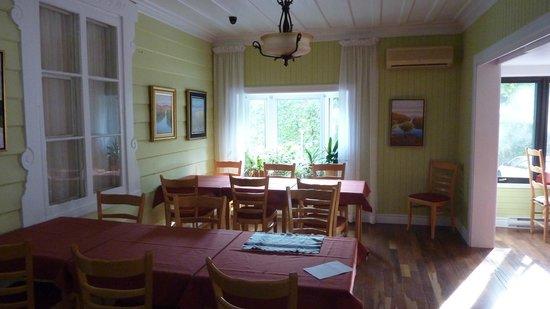 Auberge La Muse : Reception Room