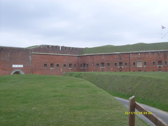 Royal Armouries - Fort Nelson: Fort Nelson