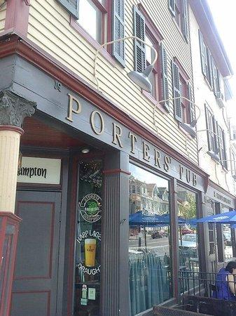 Porter's Pub : Great Pub