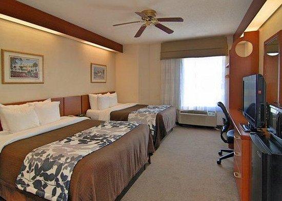 Sleep Inn Charleston: Room