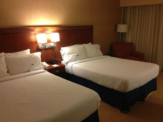 Courtyard by Marriott Novato Marin/Sonoma: Beds