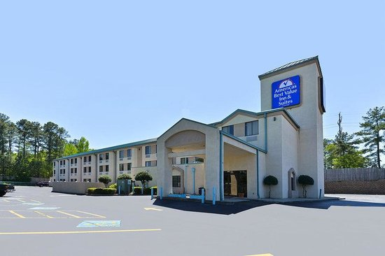 Americas Best Value Inn & Suites - Morrow / Atlanta: Exterior