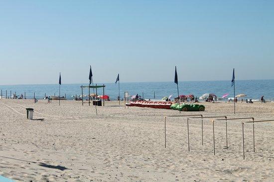 Gran Hotel del Coto: Playa