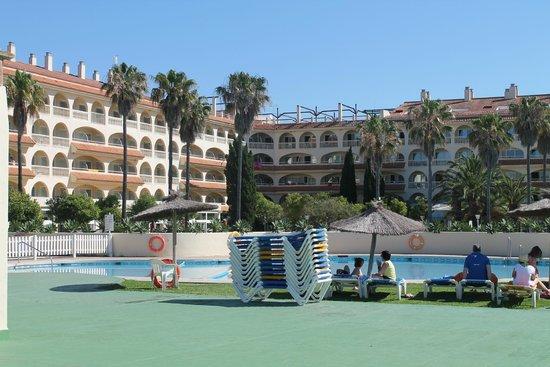 Gran Hotel del Coto: Piscina pequeña