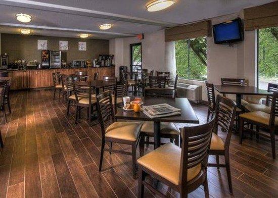 Sleep Inn Shady Grove: Restaurant