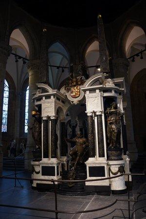 Nieuwe Kerk: mausoleu