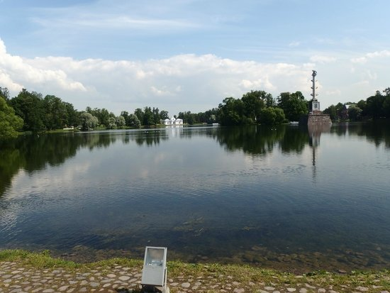 Tsarskoye Selo State Museum Preserve: Park - large and quiet