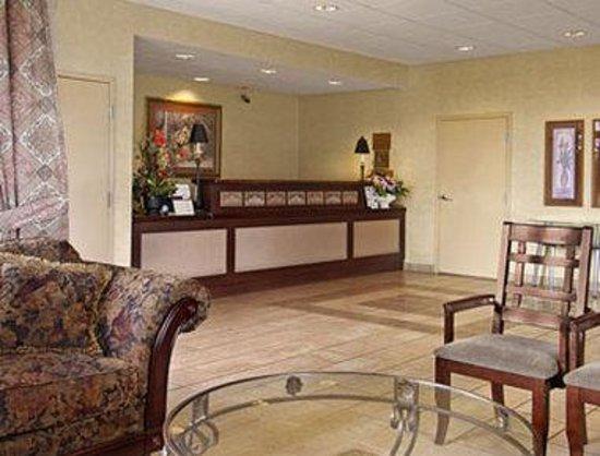 Travelodge San Francisco Airport North: Lobby