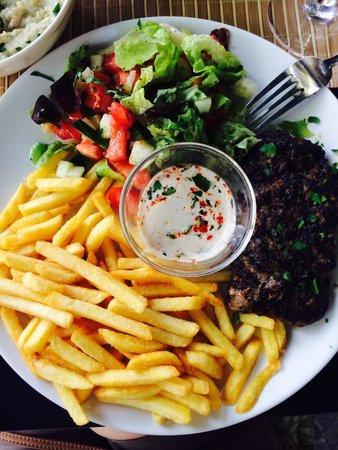 Restaurant Feinberg's: Kebab
