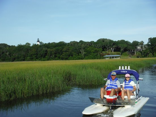 Backwater Adventure : Amelia Island Lighthouse