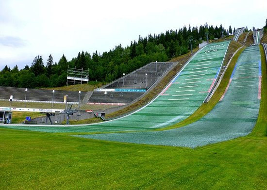 Lillehammer Olympic Park: Site of the 1994 Olympics opening ceremony