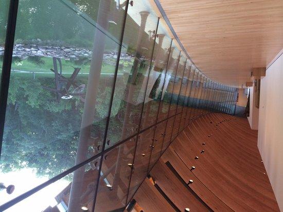 Crystal Bridges Museum of American Art: crystal bridges