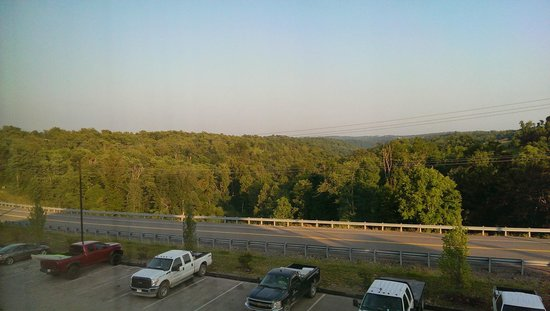 Suburban Extended Stay Hotel Triadelphia: View from third floor