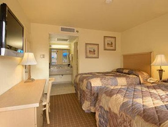 Travelodge Riviera Beach/West Palm: Standard Double Double Bed Room