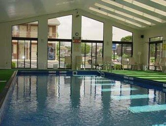 Travelodge Hershey: Indoor Pool