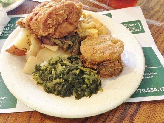 Home Cooking Buffet Review Of Journey S End Restaurant Loganville Ga Tripadvisor