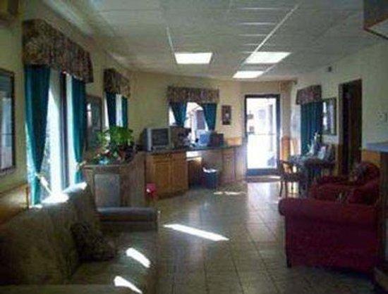 Havelock Inn & Suites : Breakfast Area