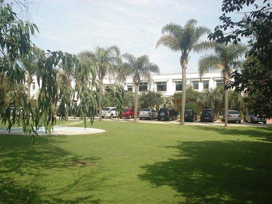 Aquae Sulis Spa & Resort: Entrada