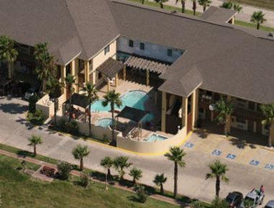Ramada Hotel & Suites South Padre Island: Arial Pool View