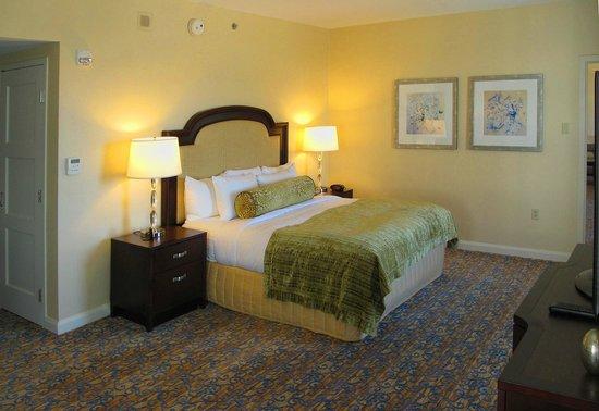 Capital Hilton: Bedroom