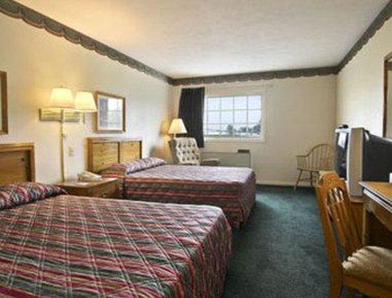 Fremont Travelodge: Standard Double Room