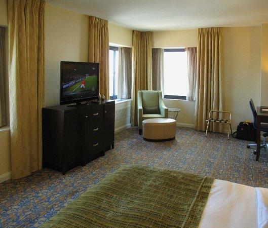 Capital Hilton: Sitting Room