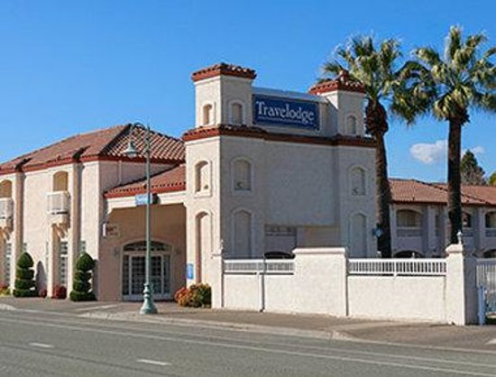 Travelodge Redding CA: Welcome to the Travelodge Redding