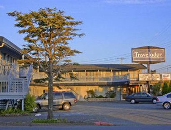 Redwood Inn: Welcome to the Travelodge Crescent City, CA