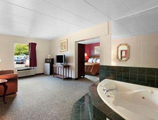 Travelodge-Florence/Cincinnati South: Jacuzzi King Suite