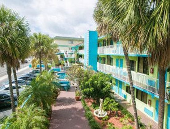 Travelodge Fort Lauderdale Beach: Exterior