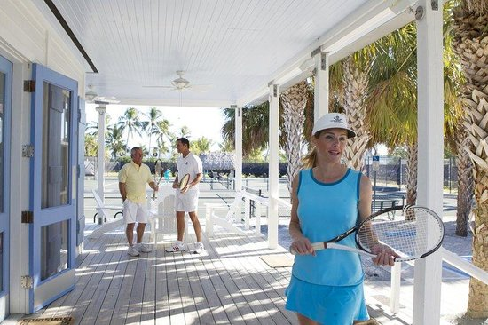 The Naples Beach Hotel & Golf Club: NBHTennis