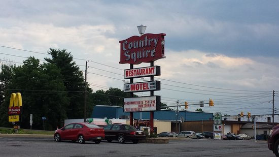 Country Squire Motel & Restaurant