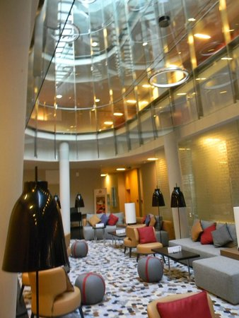 Four Points by Sheraton Ljubljana Mons: Lobby