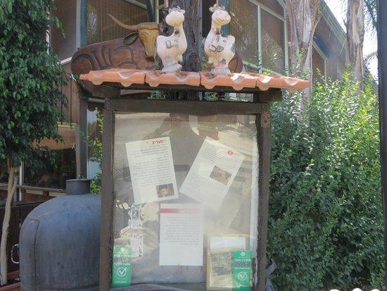 Hatahana: Bulletin board