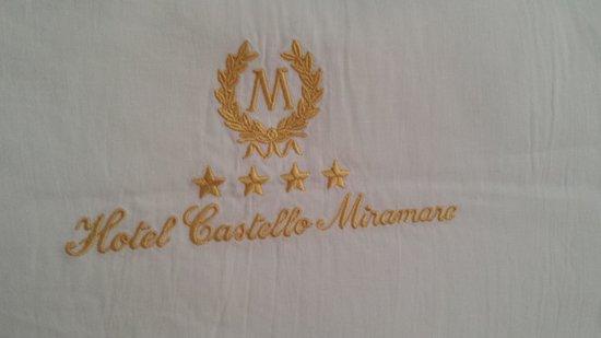 Hotel Castello Miramare: dettaglio (relativo a camera 103)