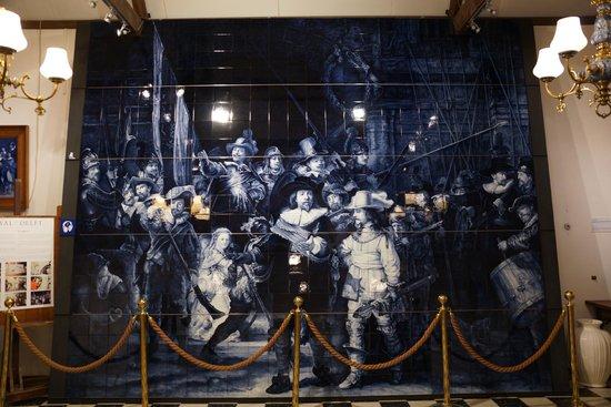 Royal Delft - Koninklijke Porceleyne Fles: rembrandt
