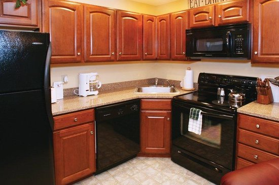 Francestown, NH: Suite Kitchen