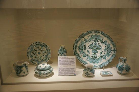 Royal Delft - Koninklijke Porceleyne Fles: museu