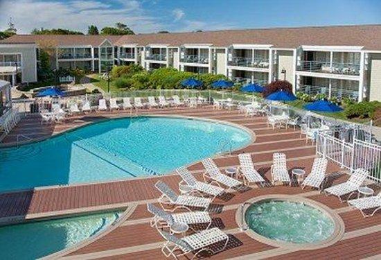 Hyannis Harbor Hotel : Pools