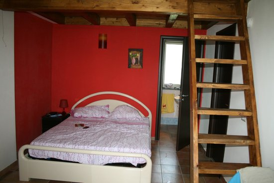 Le Case di Bacco: eerste tweepersoonskamer