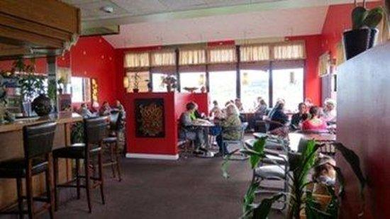 Budget Host Airport Inn : Restaurant