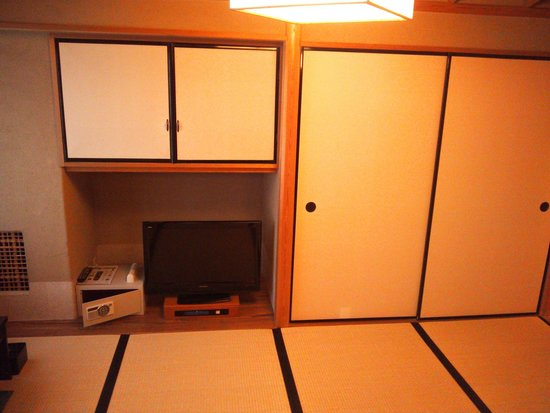 The Hotel Nagasaki BW Premier Collection : 13.11.08【ベストウェスタン長崎】和室の雰囲気②