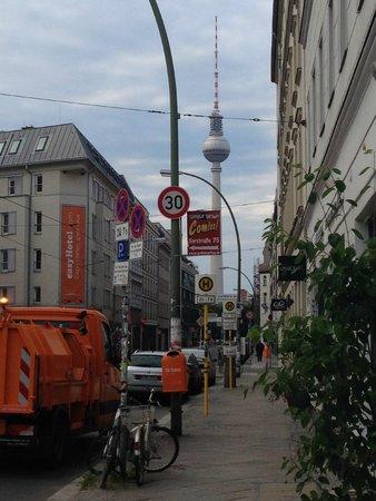 easyHotel Berlin Hackescher Markt: Easyhotel